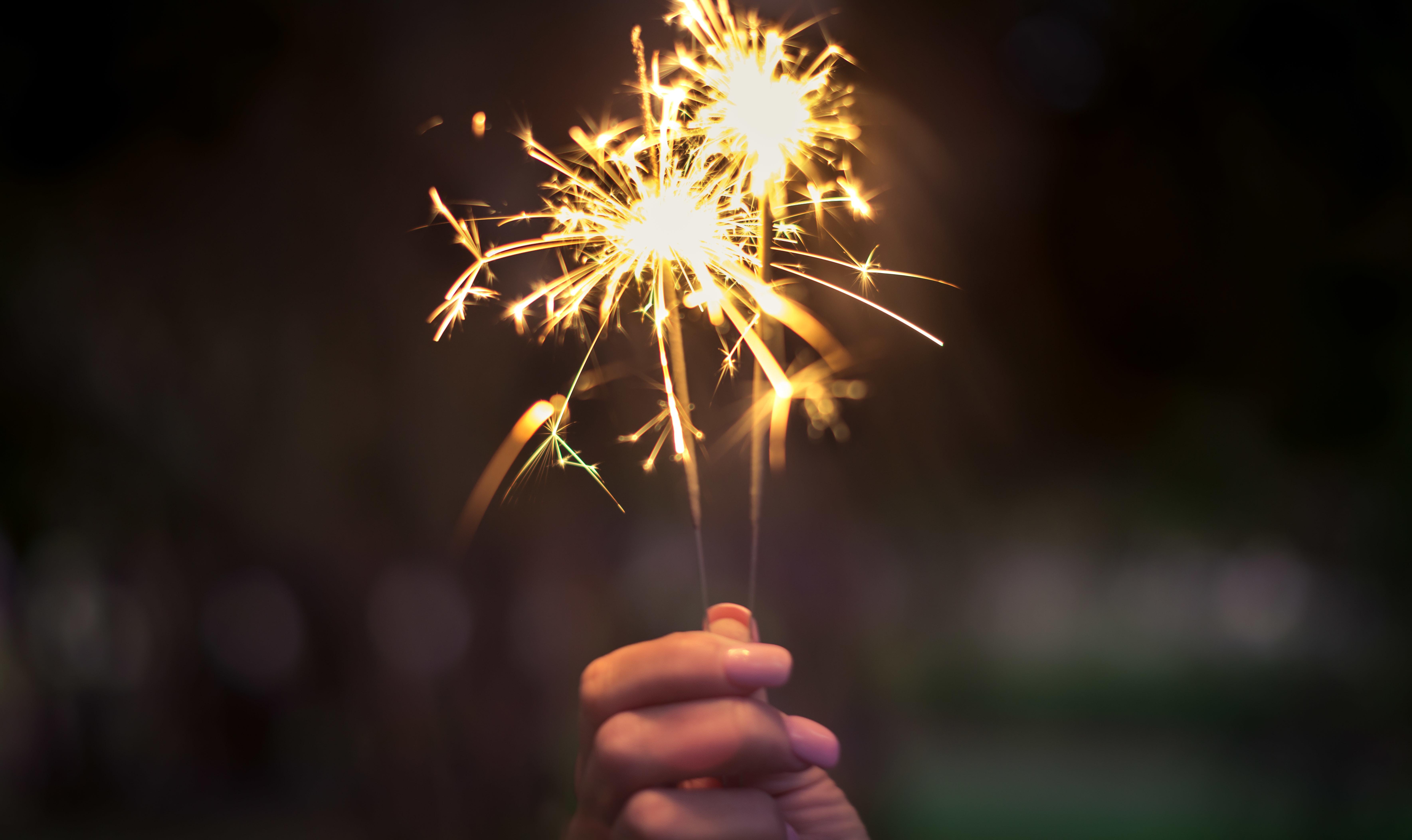 Hyvän mielen lupauksilla kohti uutta vuotta