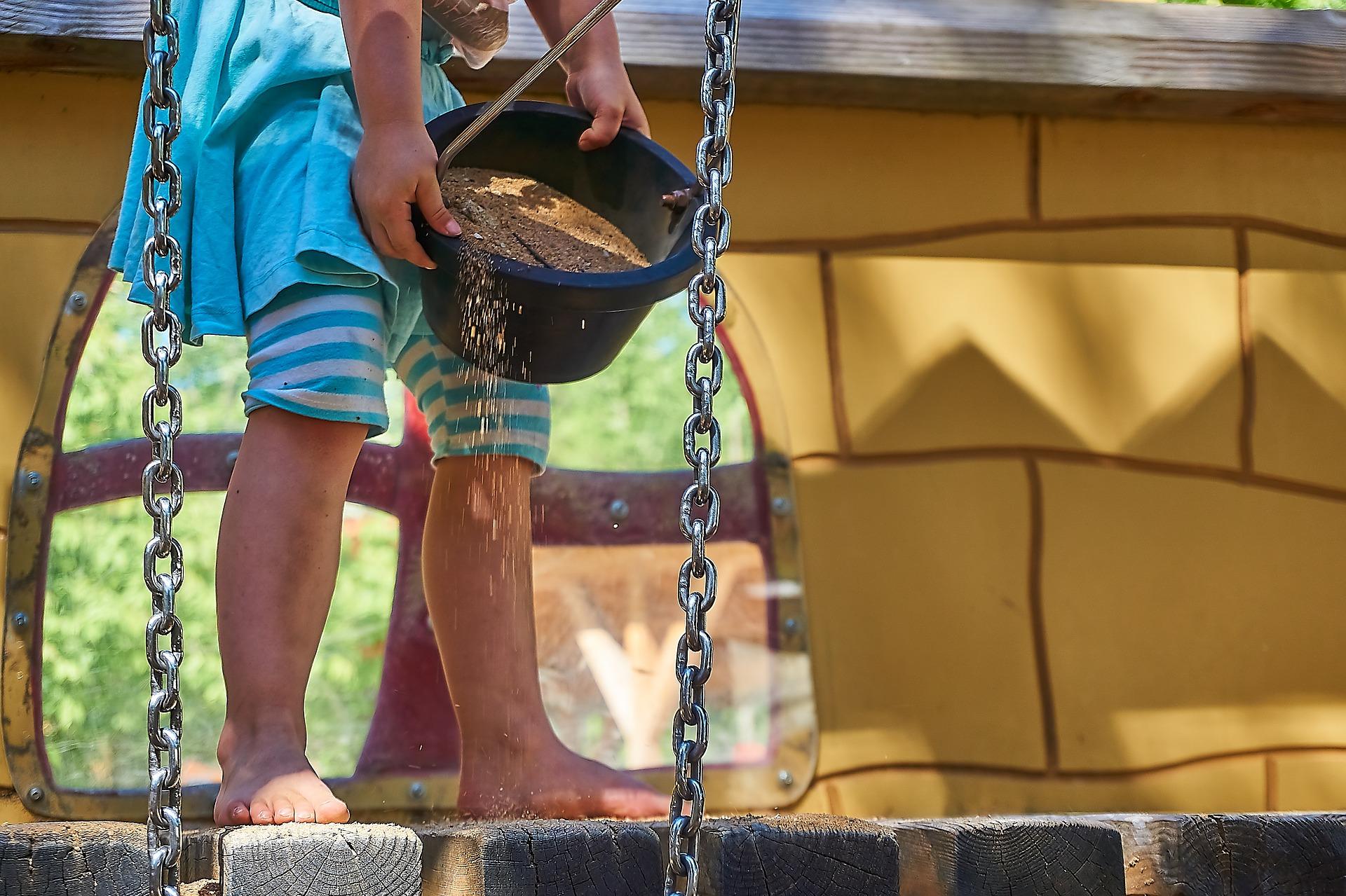 Lasten liikkuminen ja lähiliikuntapaikat